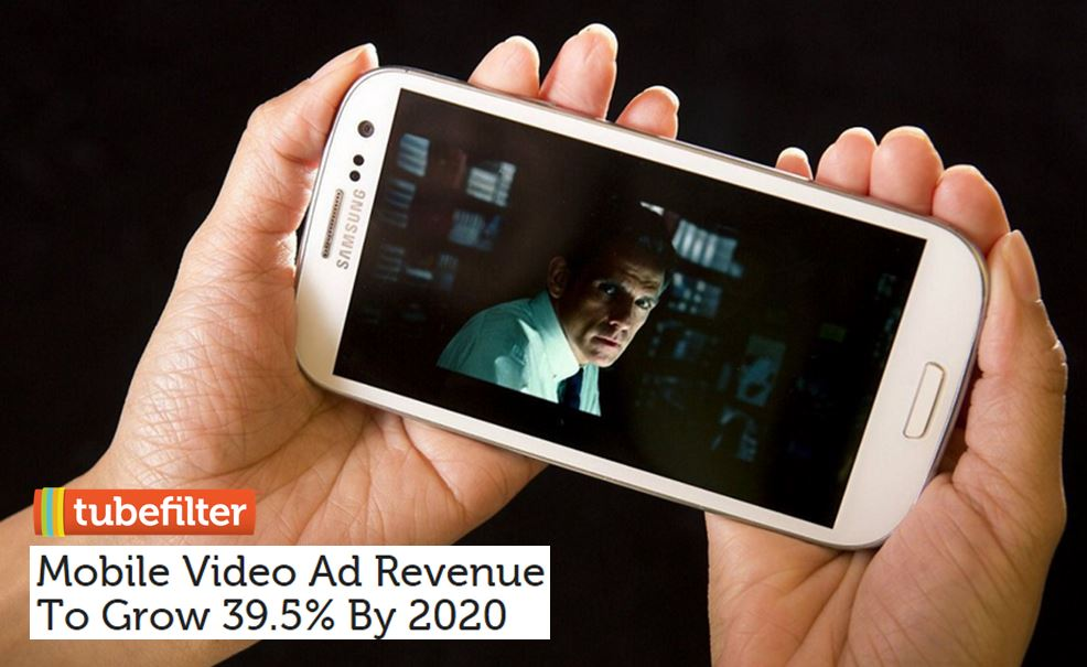 Mobile Video Ads - Mpbupps (Picture from Tubefilter)